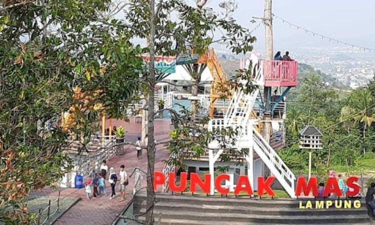 Puncak Mas, Lampung