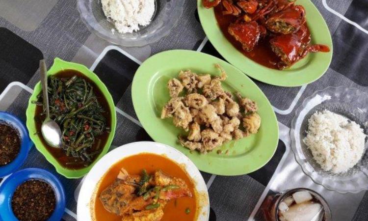 Restoran Stabat Seafood