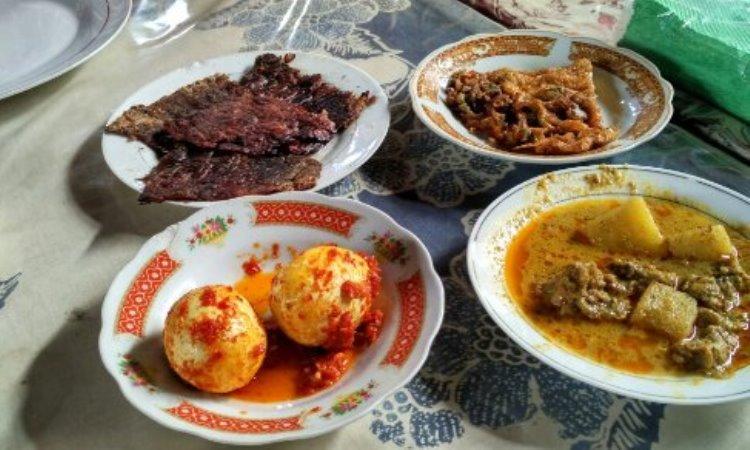 Rumah Makan Dendeng Batokok