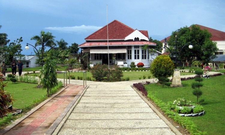 Rumah Pengasingan Bung Karno, Bengkulu