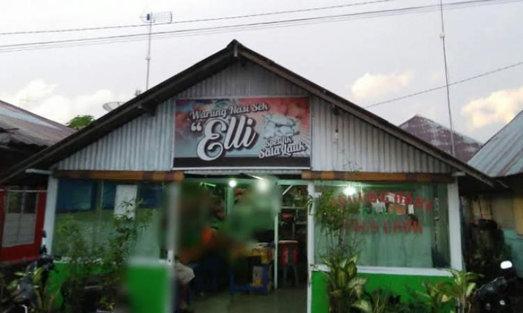 """Warung Nasi Sala Lauak """"Elli"""""""