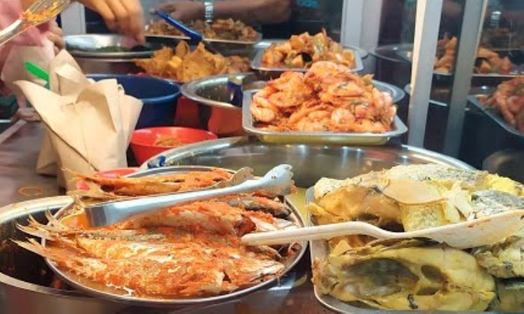 Pasar Kaget Binjai