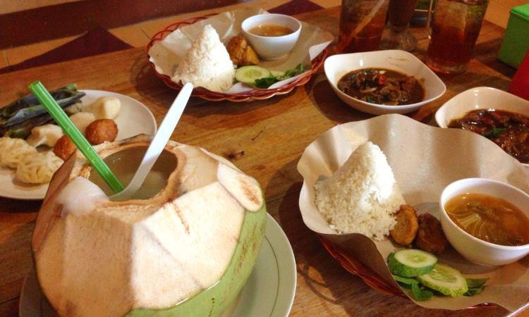 Resto Lombok Ijo