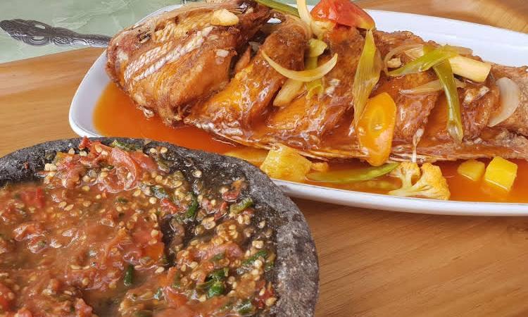 Seafood Anggraeni