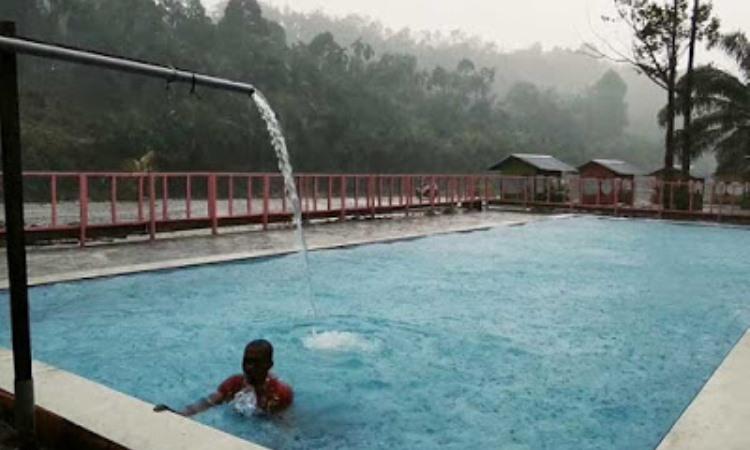 Area Wisata Sikelang