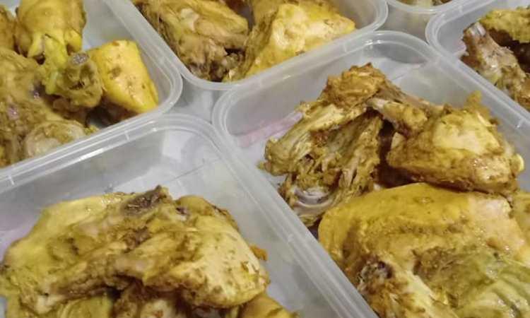 Ayam Presto Lado Hijau