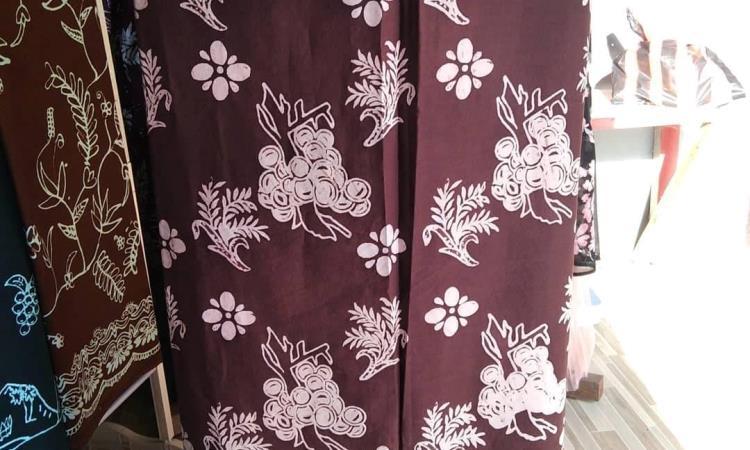 Batik Ceta Bacorak