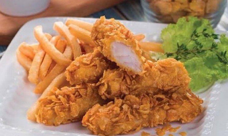 Krispi Ikan
