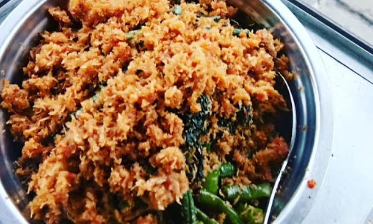 Nasi Uduk Bakar Bang Siam