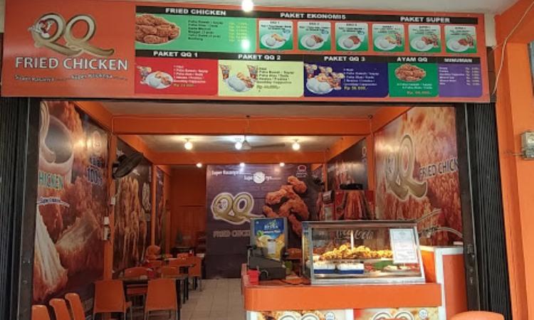 QQ Fried Chicken