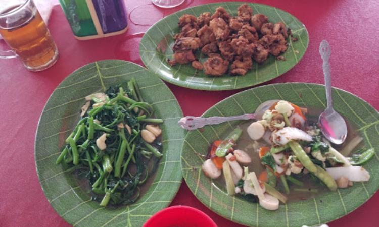 Restoran Seafood Indah Rasa