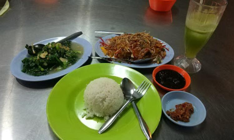 Restoran Seafood Kota Intan
