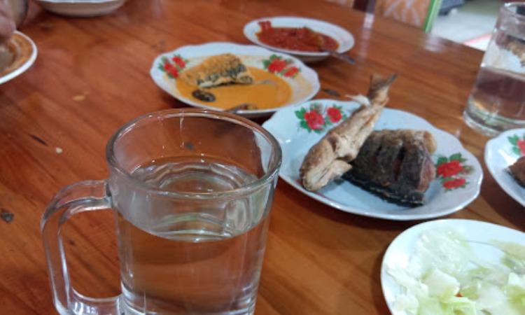 Gulai Ikan Semah