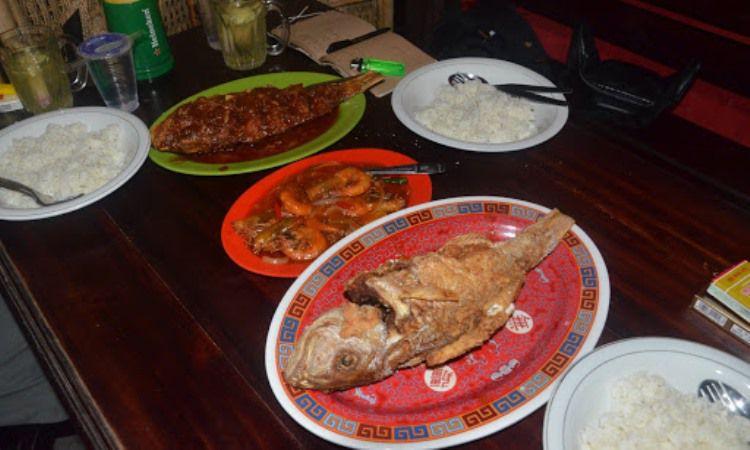 Jakarta Food Court Natuna