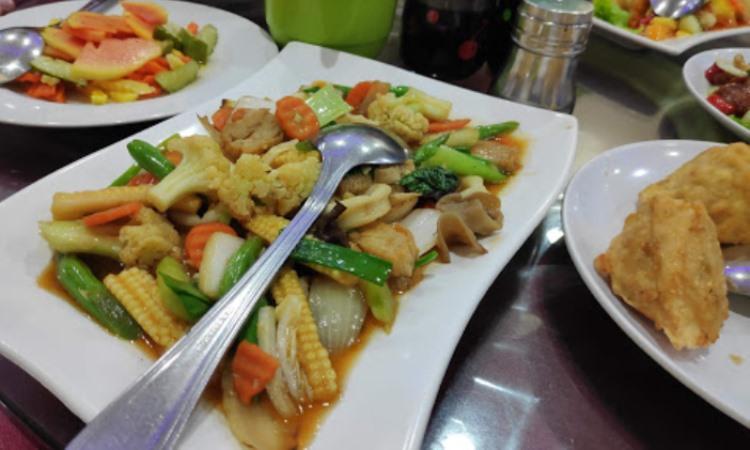 Restoran Pulau Leebong
