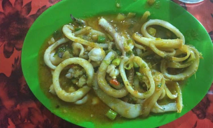 Sarang Seafood