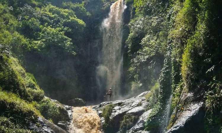 Air Terjun Binanga Bolon