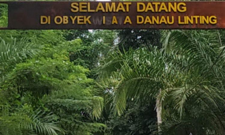 Harga Tiket Danau Linting