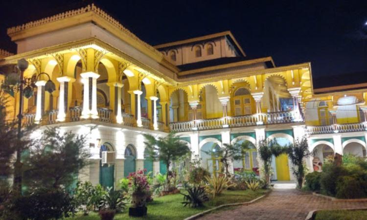 Harga Tiket Istana Kesultanan Deli