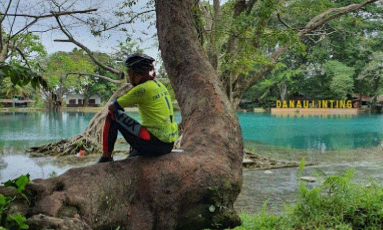 Kegiatan di Danau Linting