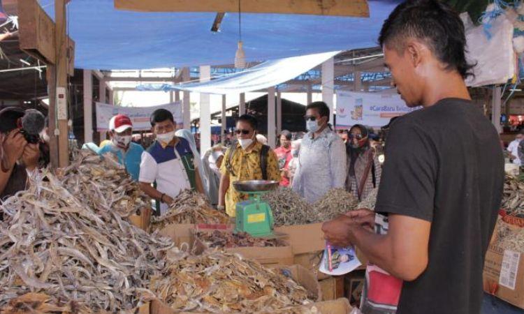 Pasar Baru Bangko