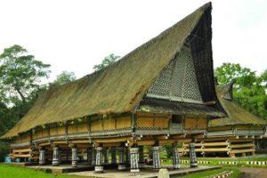 Rumah Bolon, Rumah Adat Suku Batak di Sumatera Utara