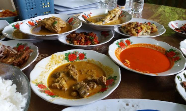 Rumah Makan Dendeng Batokok Bangko