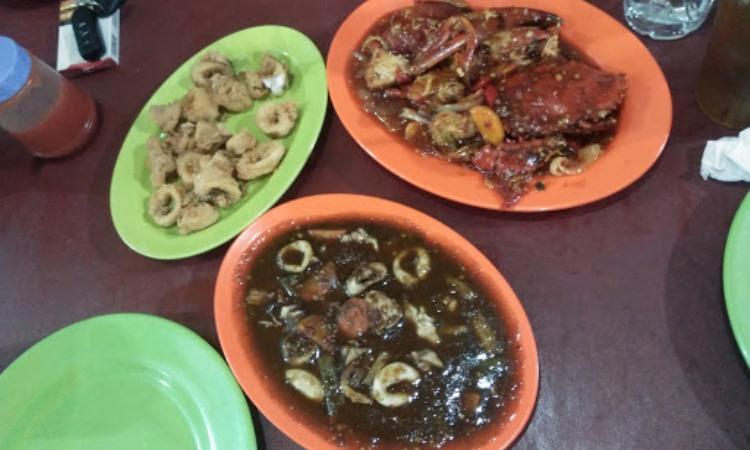 Rumah Makan Seafood Dua Nelayan