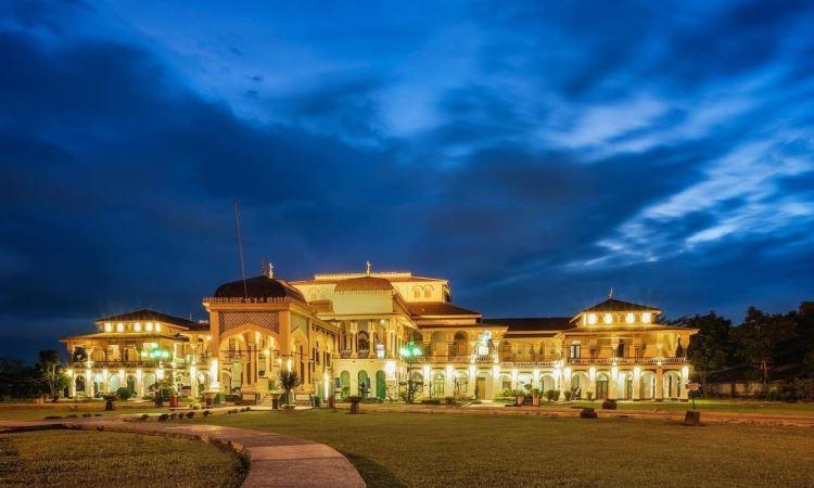 Sejarah Istana Maimun