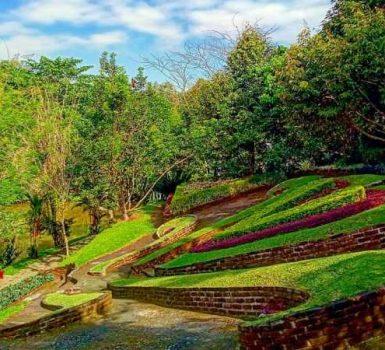 7 Taman di Medan yang Cocok untuk Refreshing