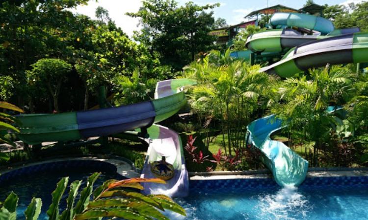 Alamat Amanzi Waterpark