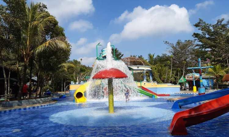 Alamat OPI Water Fun