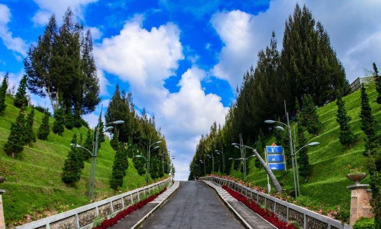 Alamat Taman Simalem Resort