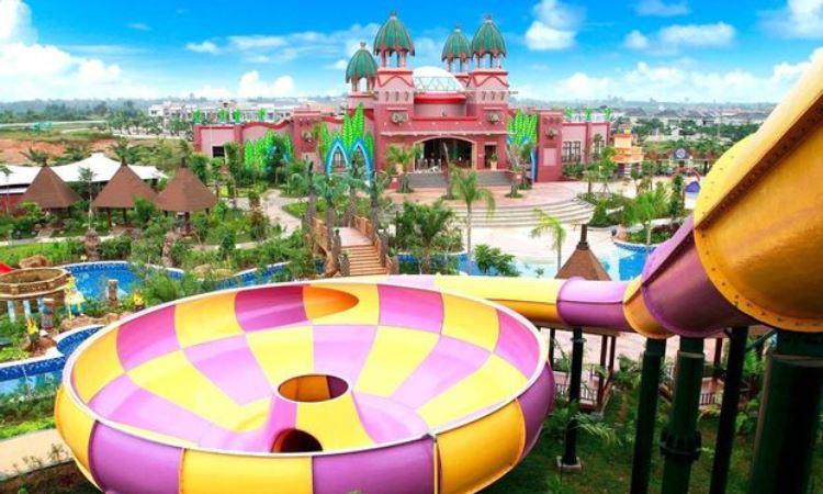 Amanzi Waterpark, Tempat Rekreasi Air Populer di Palembang