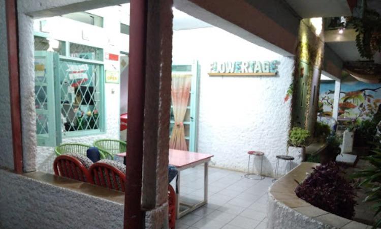 Cafe Flowertage