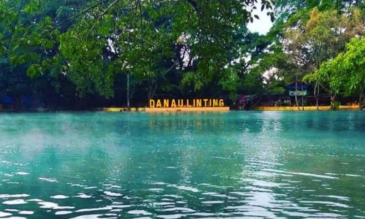 Danau Linting, Danau Indah & Unik Sarat Cerita Mistis di Deli Serdang