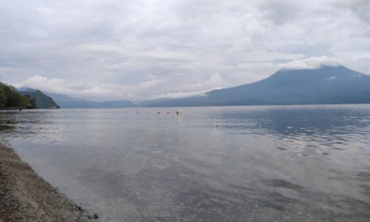Fasilitas di Danau Ranau