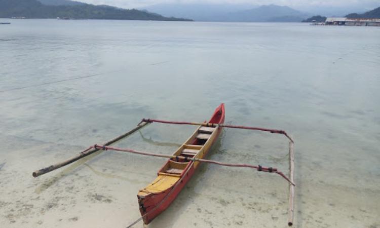 Fasilitas di Pulau Pahawang Lampung
