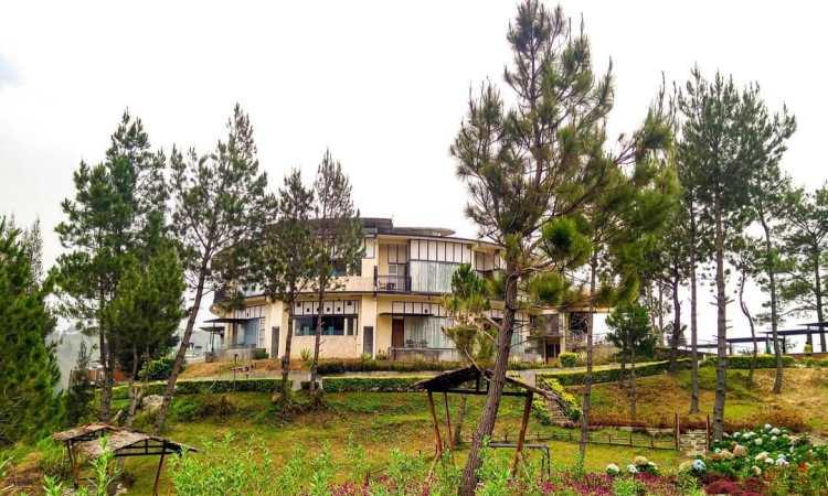 Harga Tiket Taman Simalem Resort