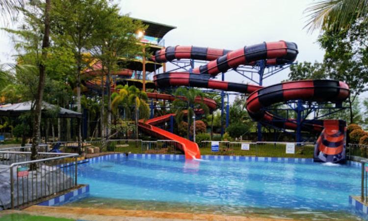 Kegiatan di OPI Water Fun