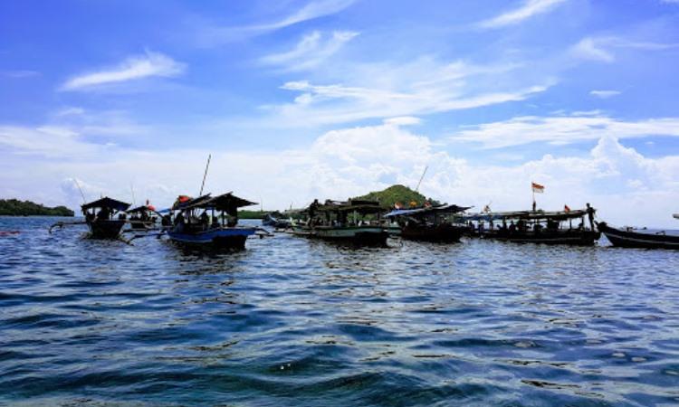 Kegiatan di Pulau Pahawang