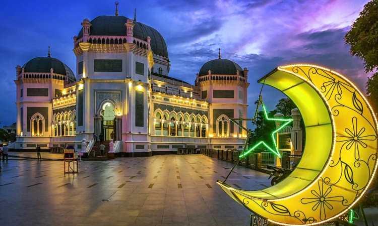 Keunikan yang Dimiliki Masjid Raya Al Mashun