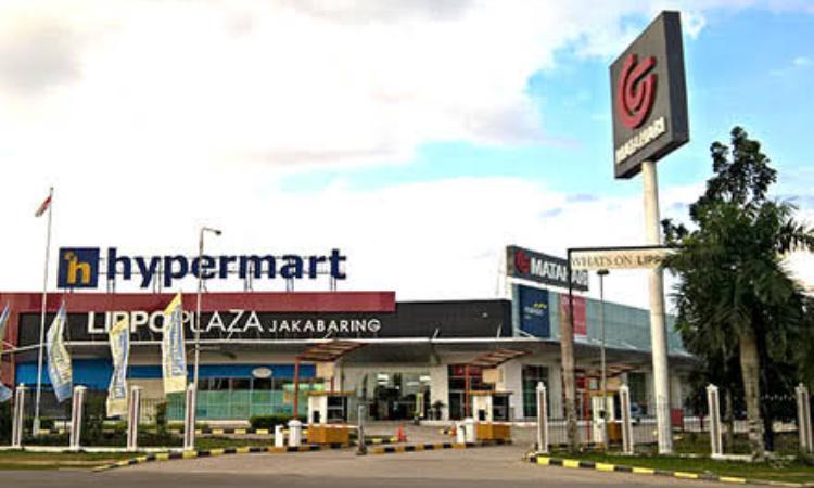Lippo Plaza Jakabaring