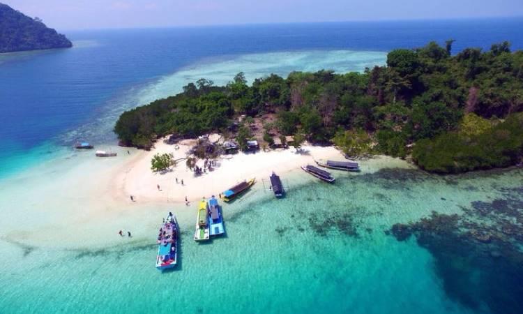 Pulau Pahawang, Wisata Bahari Nan Eksotis di Lampung