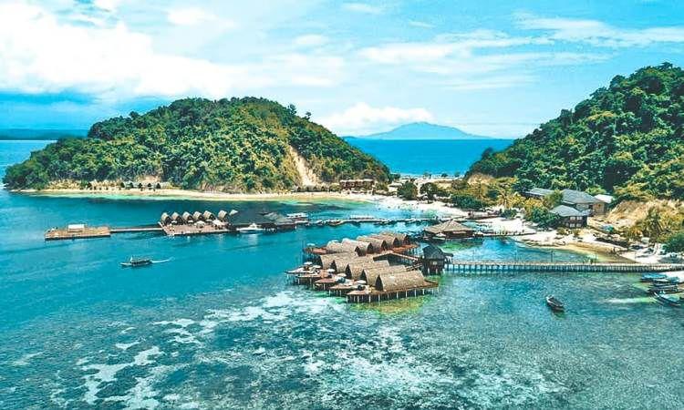 Pulau Tegal Mas, Wisata Pulau ala Maldives di Pesawaran Lampung