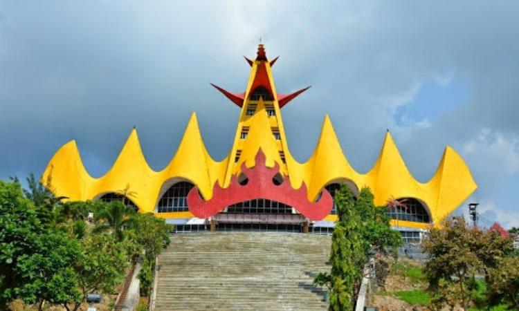 Siger Tower Lampung