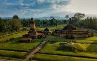 Candi Muara Takus, Candi Unik Peninggalan Kerajaan Sriwijaya di Kampar
