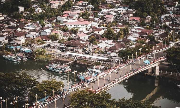 Daya Tarik Jembatan Siti Nurbaya Padang