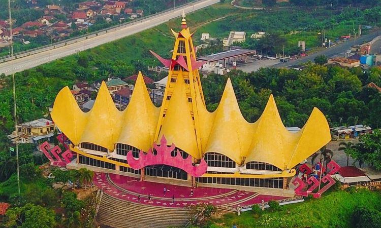 Filosofi Menara Ikonik Lampung