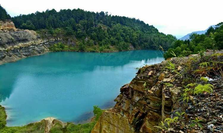 Harga Tiket Danau Biru Sawahlunto